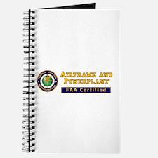 FAA Certified A & P Mechanic Journal