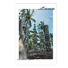 Lono Postcards (Package of 8)