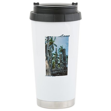 Lono Stainless Steel Travel Mug
