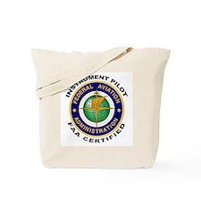 FAA Certified Instrument Pilot Tote Bag