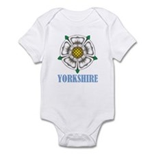 White Rose of York Infant Bodysuit