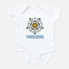 White Rose of York Infant Bodysuit