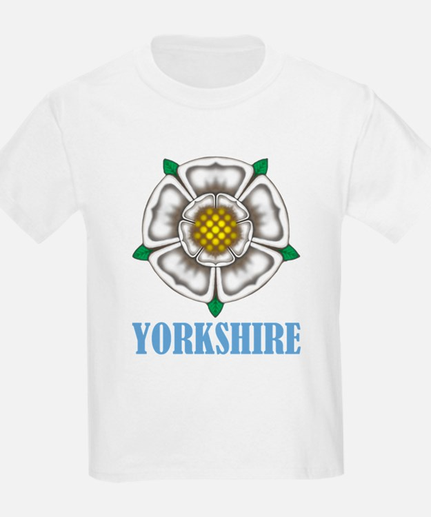 Places Yorkshire T Shirts Shirts Tees Custom Places