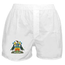 Christchurch Coat Of Arms Boxer Shorts