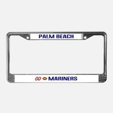 Mariners License Plate Frame