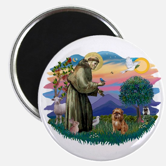 St Francis #2/ Brussels G Magnet