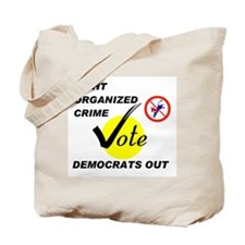 CLEAN OUT THE HOUSE Tote Bag