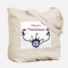Welcome to Wanderland Tote Bag