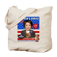 Anti-Pelosi Speaker's Choice Tote Bag