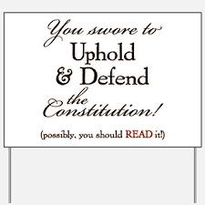 Read It! Yard Sign