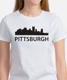 Pittsburgh Skyline Women's T-Shirt