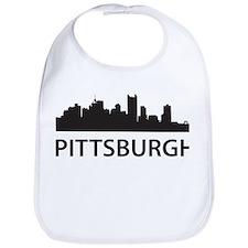 Pittsburgh Skyline Bib