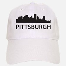 Pittsburgh Skyline Baseball Baseball Cap