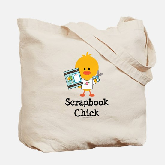Christian Chick Tote Bag
