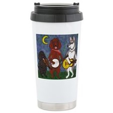 Country Dogs Travel Mug