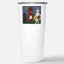 Country Dogs Travel Mug