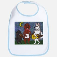 Country Dogs Bib
