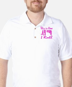 BEAUTICIAN/HAIRSTYLIST Golf Shirt