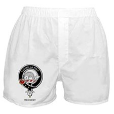 Kennedy Clan Crest Badge Boxer Shorts