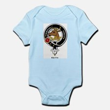 Keith Clan Crest Badge Infant Creeper