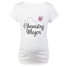 Cute Chemistry Major Shirt