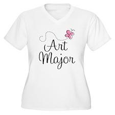 Cute Art Major T-Shirt