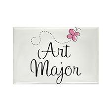 Cute Art Major Rectangle Magnet