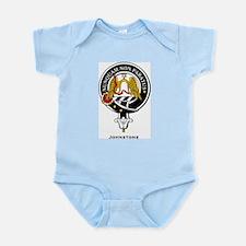 Johnstone Clan Crest Badge Infant Creeper
