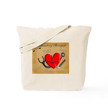 Respiratory Therapist XX Tote Bag