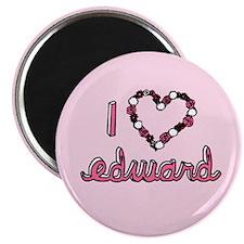 Heart Edward Magnet