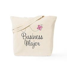 Cute Business Major Tote Bag