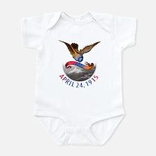 Armenian Genocide Infant Bodysuit