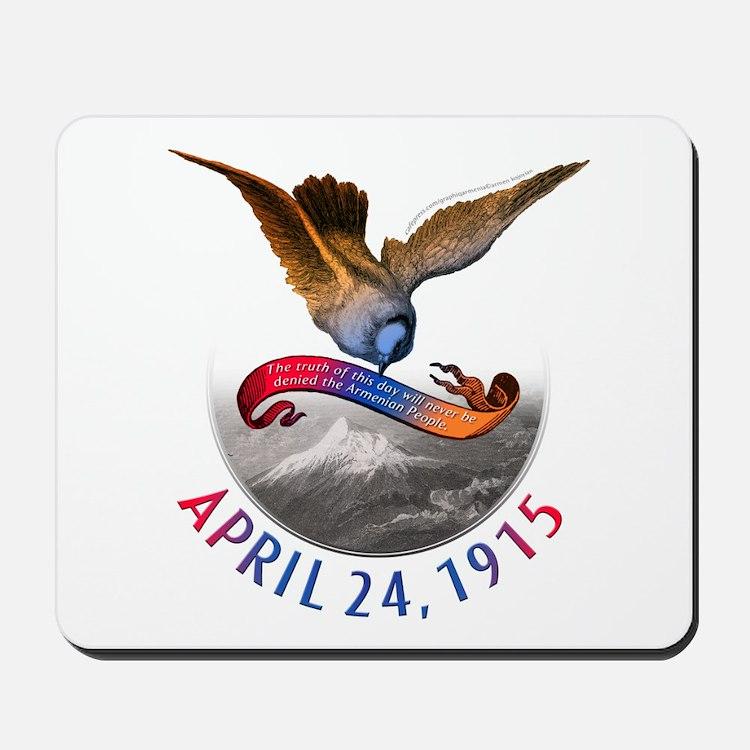 Armenian Genocide Mousepad