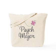 Cute Psych Major Tote Bag