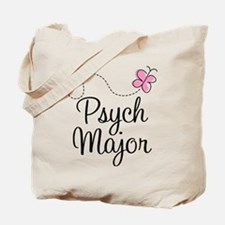 Cute Psych Major Tote Bag