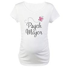 Cute Psych Major Shirt