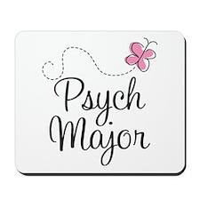 Cute Psych Major Mousepad