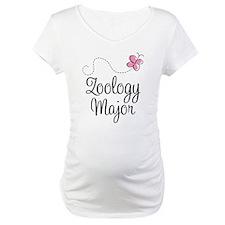 Cute Zoology Major Shirt