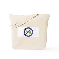 No Grasshoppers Tote Bag