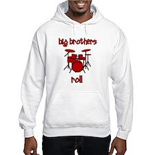 Big Brothers Roll! DRUMS Hoodie