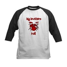 Big Brothers Roll! DRUMS Tee