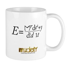 Mr. Deity did it Mug