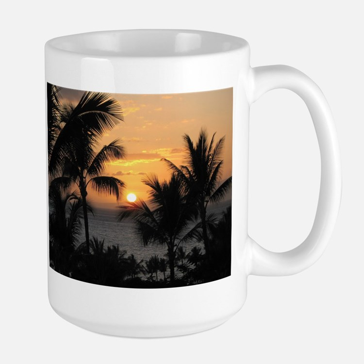 Wailea Sunset Mugs