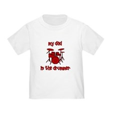 My Dad is the Drummer (drums) T