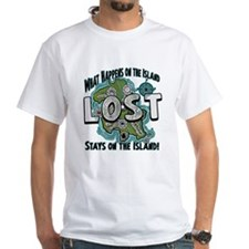 What happens on Lost Island Shirt