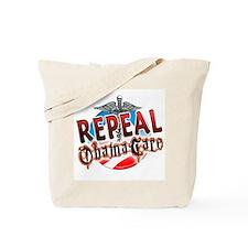 Unique Repeal obama Tote Bag