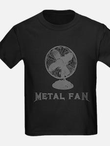 Metal Fan T