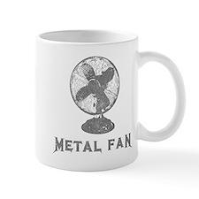 Metal Fan Mug