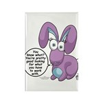 Lilly - You're pretty! Rectangle Magnet (100 pack)