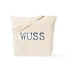 WUSS Tote Bag